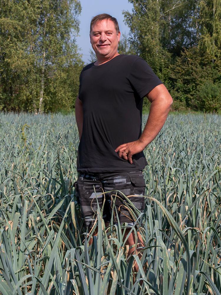 Bioleguma Bio Gemüse Schweiz Seeland Rolf Etter
